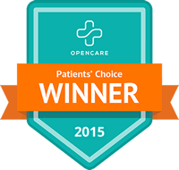 Open Care Patients Choice Winner 2015