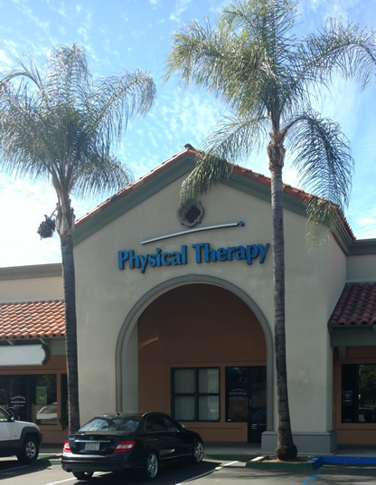 Image of Adjust Physical Therapy Storefront